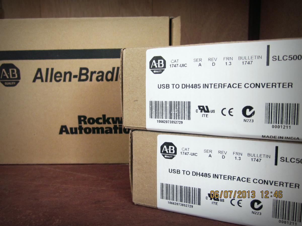 New Allen Bradley 2 | Maxine Automation